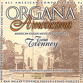 Organa Americana - Shearing, Buck, et al / Tom Trenney