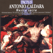 Caldara: Musica Sacra / Ermacora, Aita, Parodi, et al