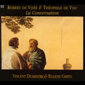 De Vis&#233;e & De Viau - La Conversation / Dumestre, Green