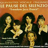 Quintetto Vocale Italiano: Freedom Jazz Dance
