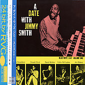 Jimmy Smith (Organ): A Date with Jimmy Smith, Vol. 1 [Remaster]