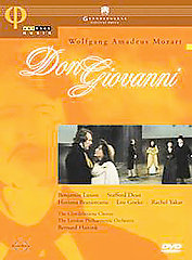 Mozart: Don Giovanni / The London Philarmonic Orchestra [DVD]