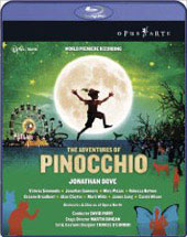 Dove: The Adventures of Pinocchio / Parry/Opera North, 2008, Simmonds, Summers [Blu-Ray]
