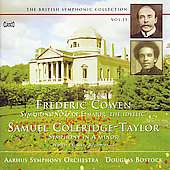 The British Symphonic Collection Vol 15 - Cowen, etc