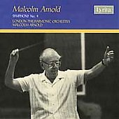 Arnold: Symphony no 4 / Arnold, London Philharmonic