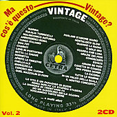 Various Artists: Ma Cos'e Questo Vintage, Vol. 2
