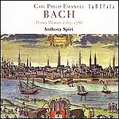 C.P.E. Bach: Piano Works 1765-1786 / Anthony Spiri
