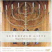 Sevenfold Gifts - Bach, et al / Margaret Martin Kvamme