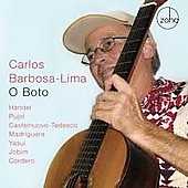 Carlos Barbosa-Lima (Guitar): O Boto