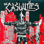 The Casualities: Made In N.Y.C. [Digipak] *