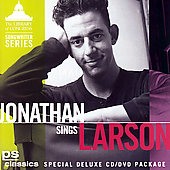 Jonathan Larson: Jonathan Sings Larson