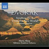 Dvorák: Symphony no 9, Symphonic Variations / Marin Alsop, Baltimore SO