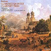 Brahms: Clarinet Quintet, Clarinet Trio / King, Gabrieli