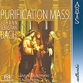 Bach: Purification Mass / Jakub Burzynski, Early Music Ensemble