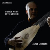 Silvius Leopold Weiss: Lute Music II / Lindberg