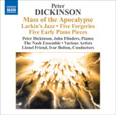 Peter Dickinson: Mass of the Apocalypse, Larkin