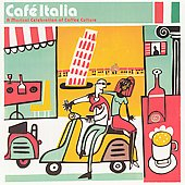 Various Artists: Cafe Italia [Metro]