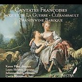 Cantates Fran&#231;aises, Vol. 1: Jacquet de la Guerre & Cl&#233;rambault