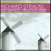 Richard Strauss: Don Quixote; Vier Letzte Lieder