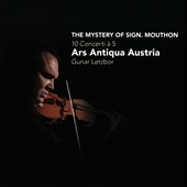 The Mystery of Sign. Mouthon: 10 Concerti a 5