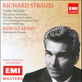 Richard Strauss: Tone Poems / Kempe
