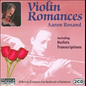Violin Romances / Aaron Rosand