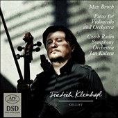 Max Bruch: Pieces for Violincello and Orchestra