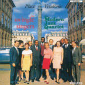 The Modern Jazz Quartet: Vendome
