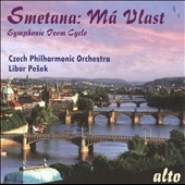 Smetana: M&aacute; Vlast / Pesek, Czech PO