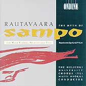 Rautavaara: The Myth of Sampo / Hy&ouml;kki, Nyman, et al