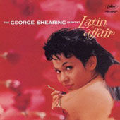 George Shearing: Latin Affair