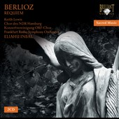 Berlioz: Requiem / Eliahu Inbal/Franckfurt Radio SO, Keith Lewis, tenor