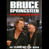Bruce Springsteen: DVD Collector's Box