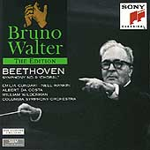 Bruno Walter Edition - Beethoven: Symphony no 9