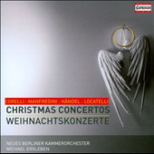 Christmas Concert: / Corelli, Manfredini, Handel, Locatelli