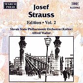 Josef Strauss Edition Vol 2 / Alfred Walter