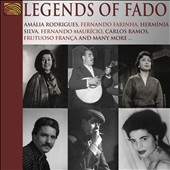 Various Artists: Legends Of Fado