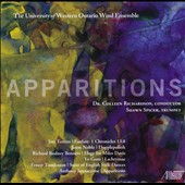 Apparitions / University of Western Ontario Wind Ensemble, Richardson