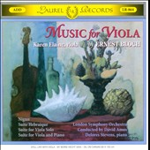Bloch: Music for Viola