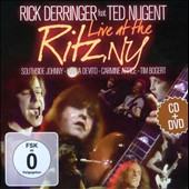 Rick Derringer: Live at the Ritz, NY