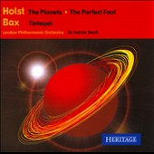 Holst: The Planets; The Perfect Fool; Bax: Tintagel