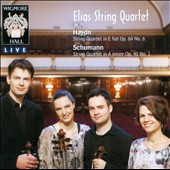 Haydn & Schumann: String Quartets / Elias Quartet