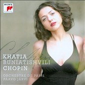 Frederic Chopin - Piano Concerto no 2; Sonata no 2 et al. / Khatia Buniatishvili, piano