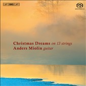 Christmas Dreams on 13 Strings / Anders Miolin, 13 string guitar