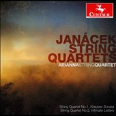 Janacek: String Quartets Nos 1 & 2 / Arianna String Quartet