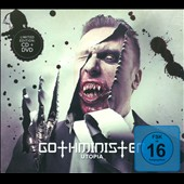 Gothminister: Utopia [CD+DVD] [PA]