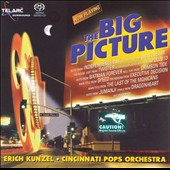 Cincinnati Pops Orchestra/Erich Kunzel (Conductor): The Big Picture