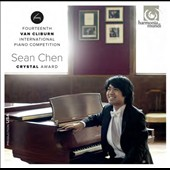 Sean Chen: Crystal Award - 14th Van Cliburn International Piano Competition: Brahms: Variations; Beethoven: Piano Sonata no 29; Bartok: 3 Etudes