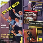 Terry Gilkyson & the Easy Riders/Terry Gilkyson: Folk Songs You'll Like: Four Original Albums *