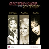 Various Artists: Great Women Singers of the 20th Century: Nancy Wilson, Sarah Vaughan, Chaka Khan